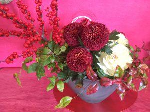 *お正月のお花*